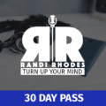 30 day podcast pass